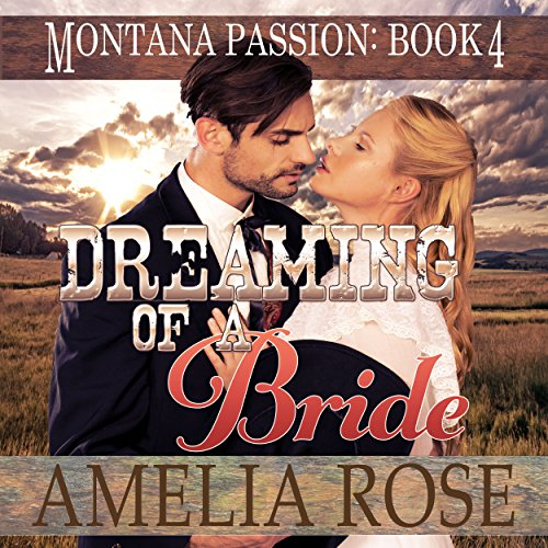 Dreaming of a Bride audiobook cover art