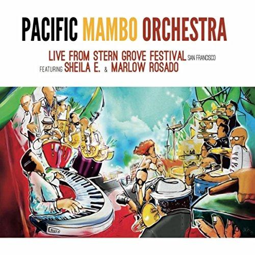 Pacific Mambo Dance No. 2 - Pacific Mambo Orchestra