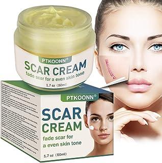 Cicatrices CremaCrema de cicatricespomada de cicatricesAdecuado para cicatrices nuevas y antiguas cicatrices de acné ...