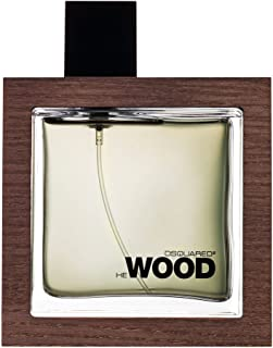 He Wood Rocky Mountain Wood FOR MEN by Dsquared2-3.4 oz EDT Spray