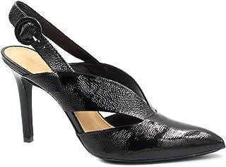 b12a1c3d68 Sapato Zariff Shoes Scarpin Salto Alto Fivela