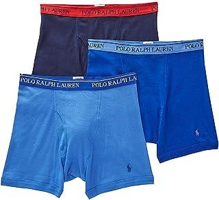 Classic Cotton Boxer Brief 3-Pack