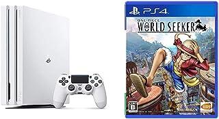 PlayStation 4 Pro グレイシャー・ホワイト 1TB  (CUH-7200BB02) + ONE PIECE WORLD SEEKER セット