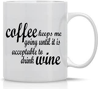 coffee until wine shirt