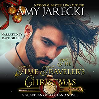 The Time Traveler's Christmas     Guardian of Scotland, Volume 3              By:                                                                                                                                 Amy Jarecki                               Narrated by:                                                                                                                                 Dave Gillies                      Length: 9 hrs and 12 mins     137 ratings     Overall 4.6