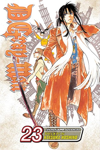 D GRAY MAN GN VOL 23 (C: 1-0-1)