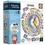 Educa- Aprender es Divertido: Las Horas, Aprende a Leer el Reloj Juego Educativo para niños, a...
