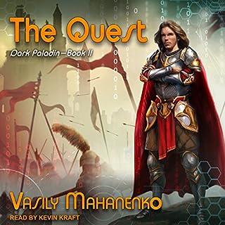 Couverture de The Quest