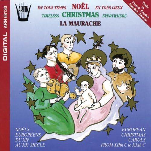 La Maurache, Julien Skowron, Catherine Jousselin, Hervé Lamy & Jean-Louis Paya