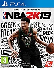 """NBA 2K celebrates 20 years of redefining what sports gaming can be. Best in class gameplay, ground breaking game modes and an immersive open-world """"Neighborhood."""" Pre-order NBA 2K19 now to receive: 5,000 Virtual Currency, 10 MyTEAM packs (delivered o..."""