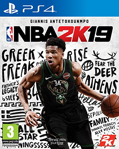 NBA 2K19 - PlayStation 4 [Importación inglesa]