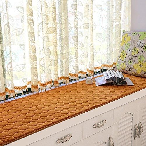 Good thing tapis Tapis de pendule modernes simples Tapis de fenêtre Matelas éponge d'été Coussins Coin flottant, multi-taille (taille : 40 * 120cm)
