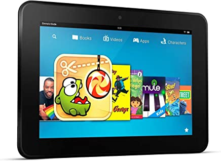 "Kindle Fire HD 8.9"", Dolby Audio, Dual-Band Wi-Fi, 16 GB (Previous Generation - 2nd)"