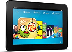 """Kindle Fire HD 8.9"""", Dolby Audio, Dual-Band Wi-Fi, 16 GB (Previous Generation - 2nd)"""