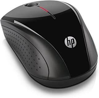 HP X3000-2.4GHz Wireless Mouse - Black