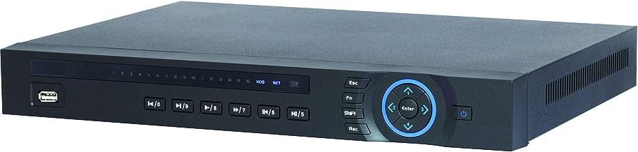 Dahua OEM NVR4216-16P-4K 16 Channel 1U 16 PoE 4K & H.265 NVR4216-16P-4K  Lite Network Video Recorder IP NVR DVR XVR Surveillance System (LOCAL SUPPORT, NO LOGO)