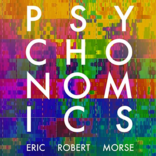 Psychonomics audiobook cover art