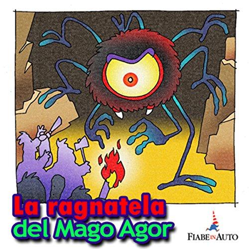 La ragnatela del Mago Agor copertina