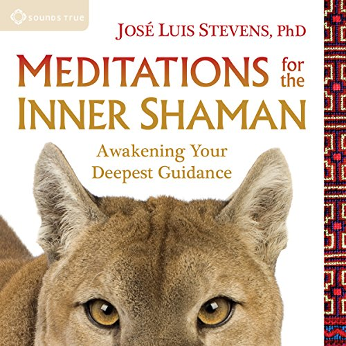 Meditations for the Inner Shaman audiobook cover art