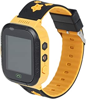 mymerlove Children Smart Watch GPRS Base Station Positioning Touch Screen SOS Alarm