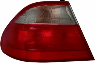 Replacement For Mercedes Benz Clk 320 430 55 98-03 Outer Tail Light With Bulb Lh 208 820 03 64