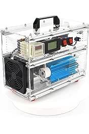 Purificador de Aire Comercial generador de ozono con Temporizador ...