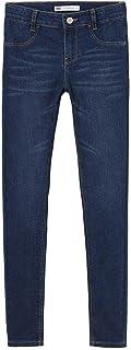 Pantalon Vaquero Levis 519 Azul Oscuro para Niño