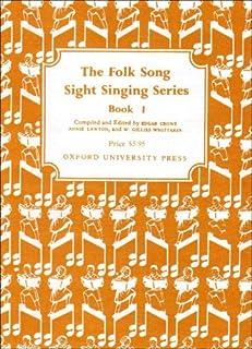 Folk Song Sight Singing Book 1