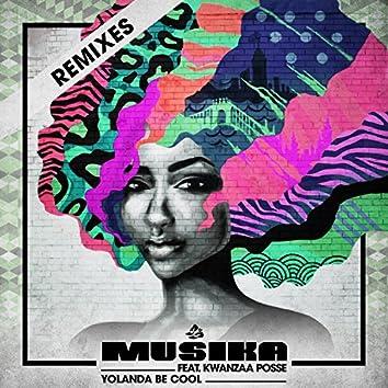 Musika (feat. Kwanzaa Posse) [Remixes]