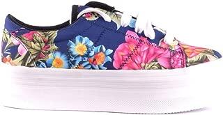 JC PLAY BY JEFFREY CAMPBELL Luxury Fashion Womens MCBI32662 Blue Sneakers | Season Outlet