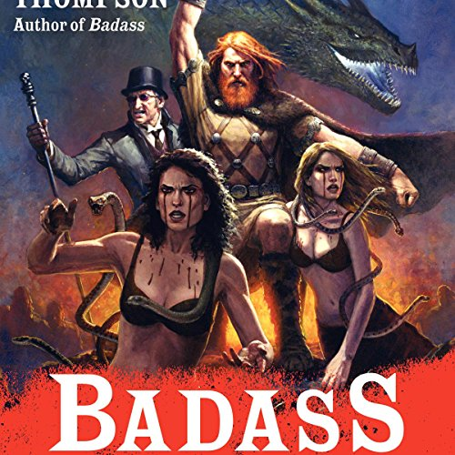 Badass: The Birth of a Legend audiobook cover art