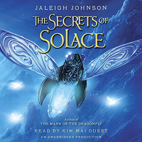The Secrets of Solace audiobook cover art