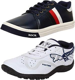 Earton Boys Comfortable & Stylish Canvas Sneakers (Kids)_