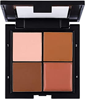 Flormar Contour Palette Highlighters & Contour - 01 Light