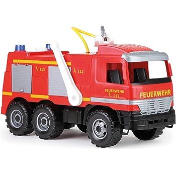 Dickie 203716003 Toys Fire Hero, Feuerwehrauto mit