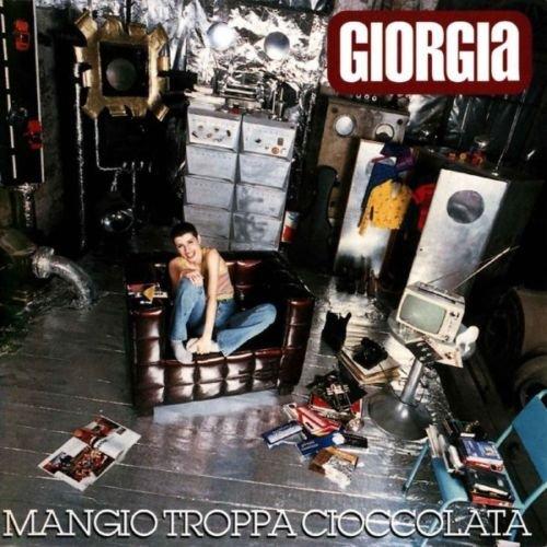CD GIORGIA MANGIO TROPPA CIOCCOLATA EDITORIALE