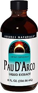Source Naturals Pau D'Arco Liquid Extract - Dietary Supplement - 8 oz