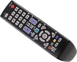 allimity Sostituire il Telecomando BN59-00865A apto para Samsung TV 933HD HD2333 LE19B450 LE22B650 LE26B450 LE32B350 LE32B450 LS23CFVKF LS24TDVSUV/EN P2270HD P2370HD P2470HD P2770HD T240HD