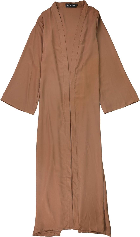 Verona Collection Womens Philadelphia Mall Japan Maker New Bell Maxi Sleeve Cardigan Sweater