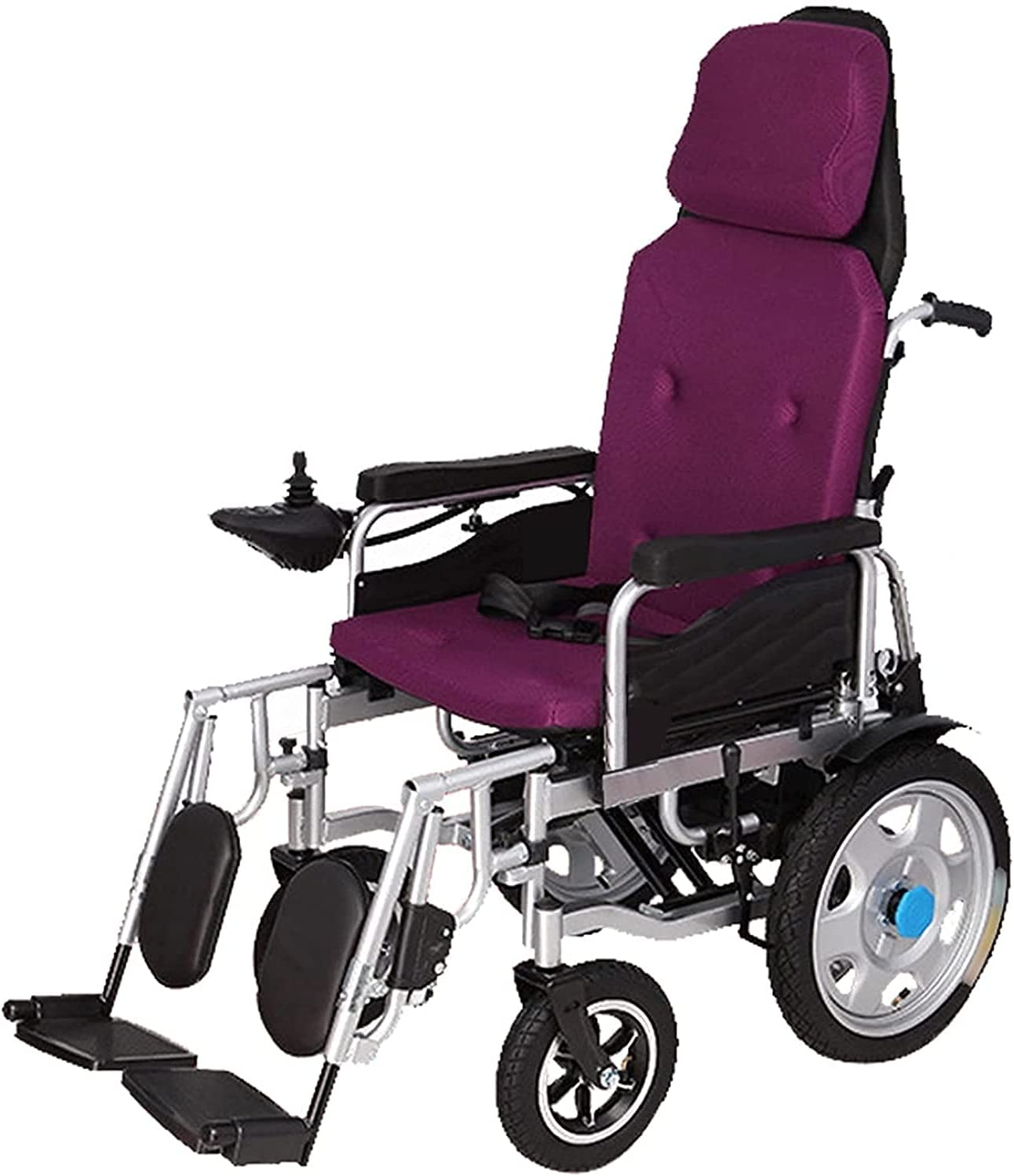 Electric Wheelchair with Headrest Sales of SALE items from new works Wheel Standing Reclining Challenge the lowest price Full