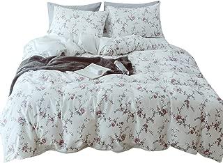 rose print bedding