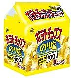 湖池屋 ポテトチップス のり塩 5個パック 140g(28g×5袋)×6袋