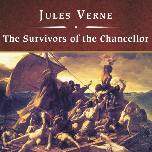 The Survivors of the Chancellor audiobook cover art