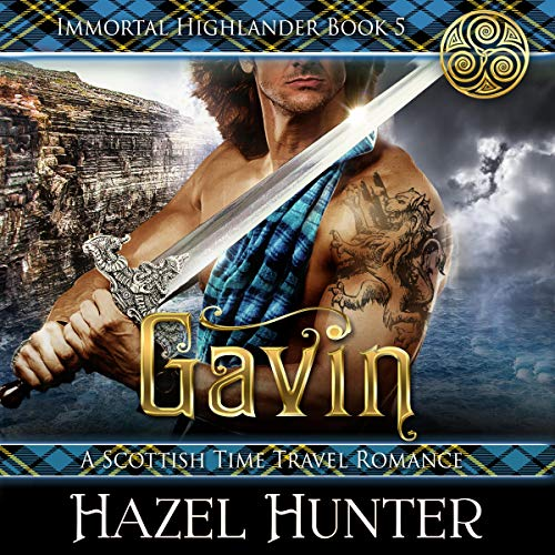 Gavin: A Scottish Time Travel Romance audiobook cover art
