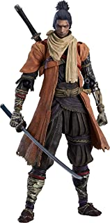 Max Factory figma SEKIRO: SHADOWS DIE TWICE 隻狼 ノンスケール ABS&PVC製 塗装済み可動フィギュア