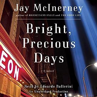 Bright, Precious Days cover art