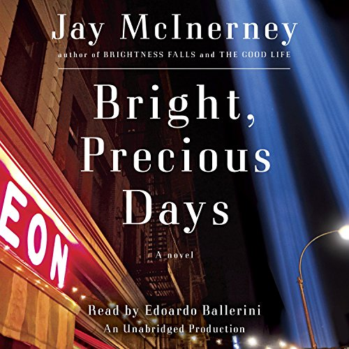 Bright, Precious Days audiobook cover art