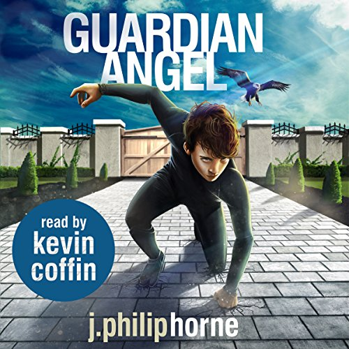 Guardian Angel audiobook cover art
