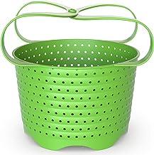 Avokado Silicone Steamer Basket for 6qt Instant Pot or 8qt instapot, Ninja Foodi, and..