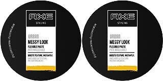 AXE Hair Paste - Messy Look - 2.64 oz - 2 pk